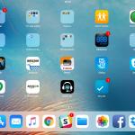 iOS 11 on the iPad Air