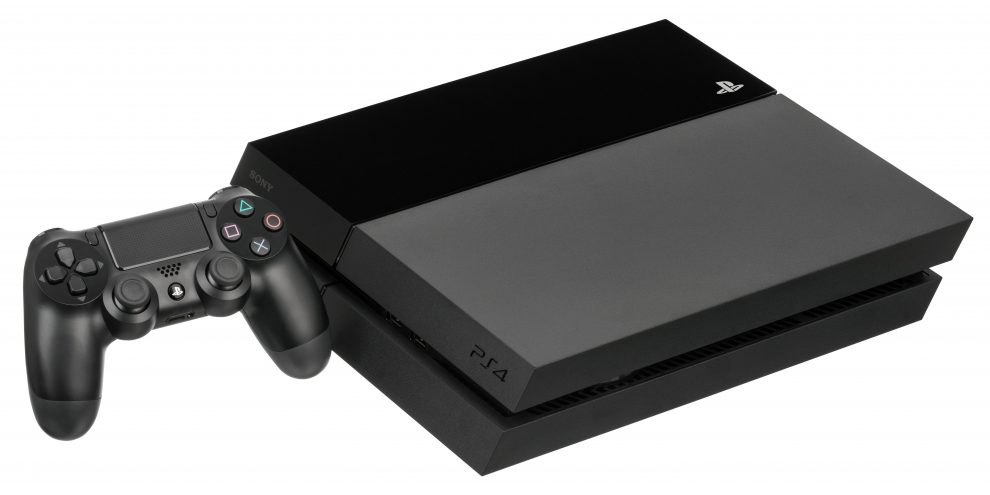 Replacement hard drive for a PlayStation 4